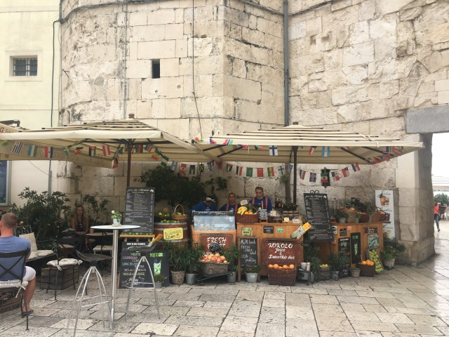 Croatia: Two Days in Split