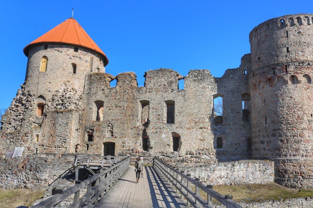 Cesis Castle, Latvia: 3 Days in Riga