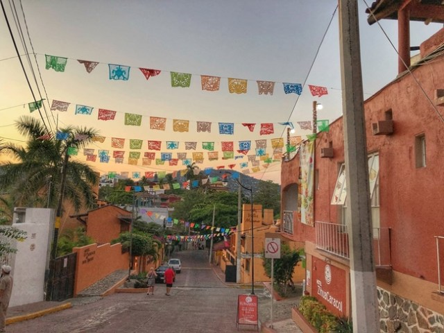 Traveling to Zihuatanejo, Mexico