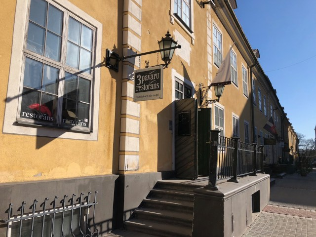 3 Pavaru Restorans: A Perfect Day in Old Town Riga, Latvia