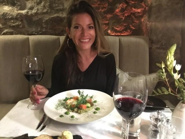 Dining in Tallinn: Stenhus at Hotel Schlossle