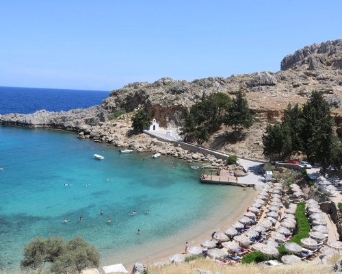 Two Days in Lindos, Rhodes