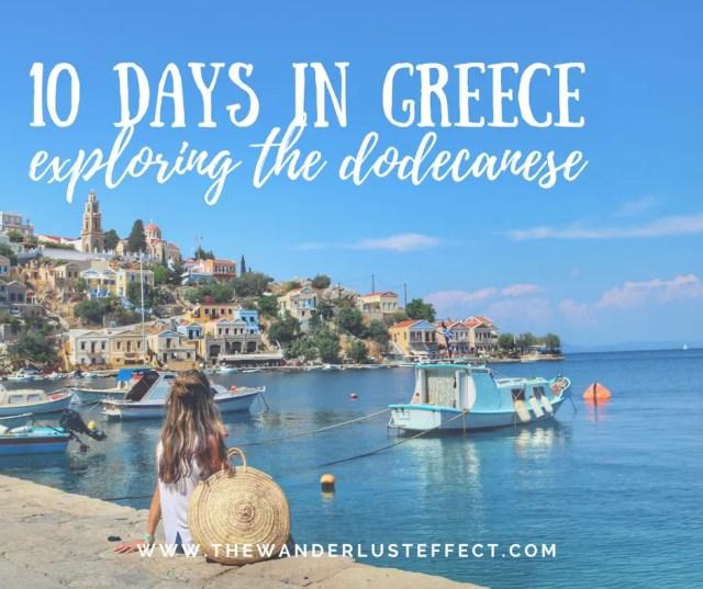 10 Days in Greece
