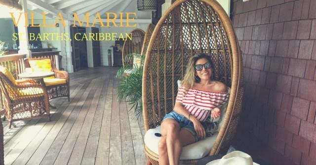 HOTEL INSIDER: A Stay at Villa Marie St. Barths