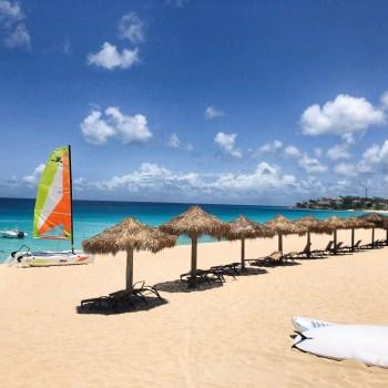Frangipani Beach Resort, One Week in Anguilla