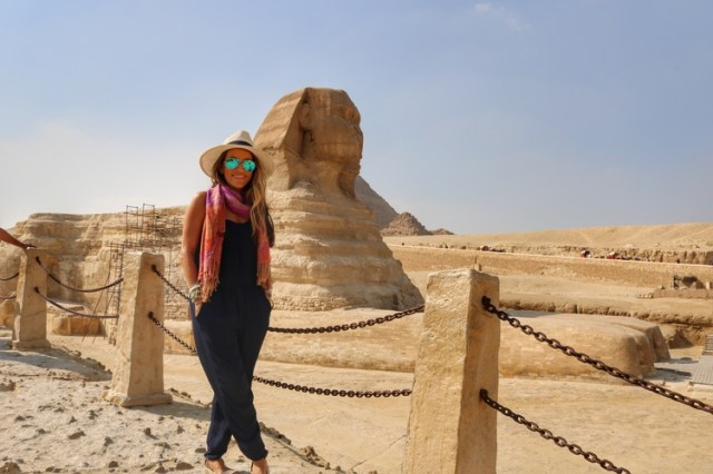 Egyptian Pyramids: The Great Sphinx of Giza
