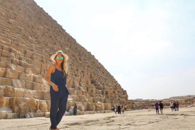 Egyptian Pyramids: Pyramid of Giza