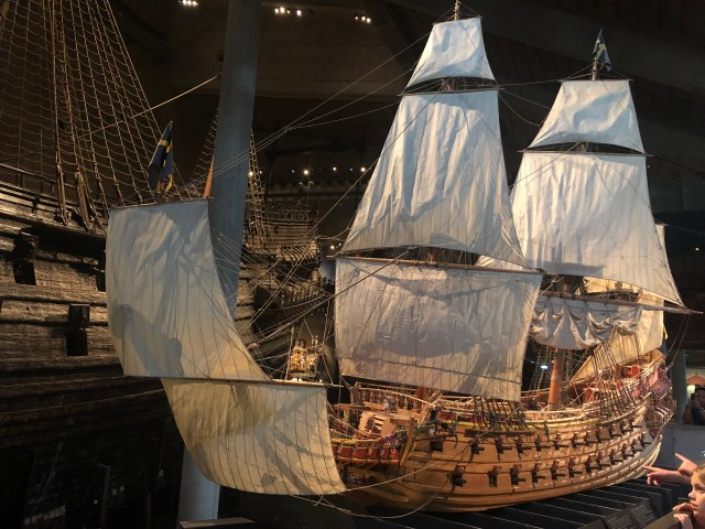 Vasa Museum, One Day in Stockholm