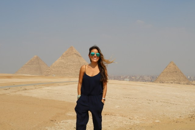Egyptian Pyramids: The Pyramids of Giza