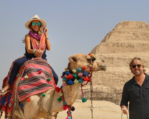 Three Days in Cairo, Two Weeks in Egypt