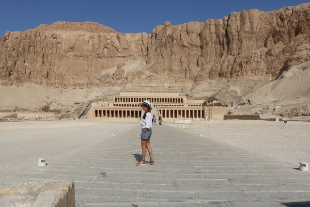 Temple of Hatshepsut, Valley of the Kings