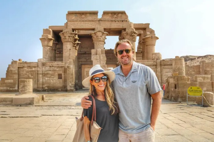 Nour el Nil Itinerary: Kom Ombo Temple