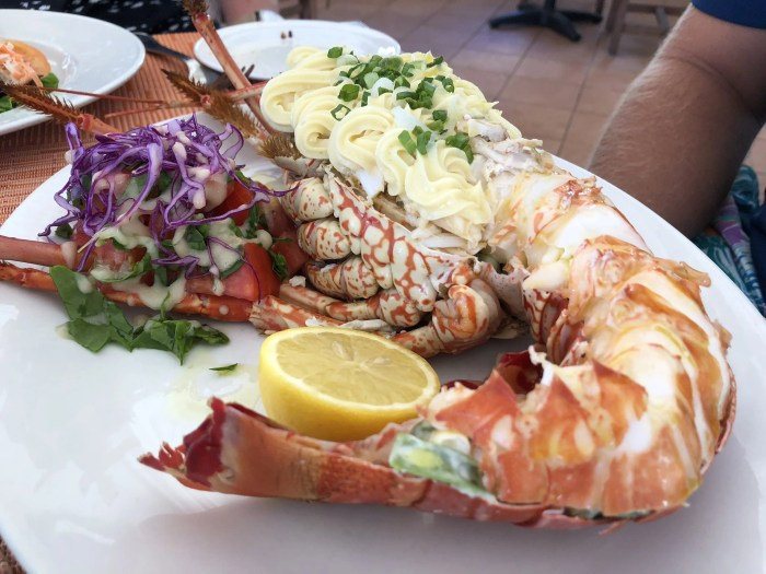Dining in Anguilla: Jacala