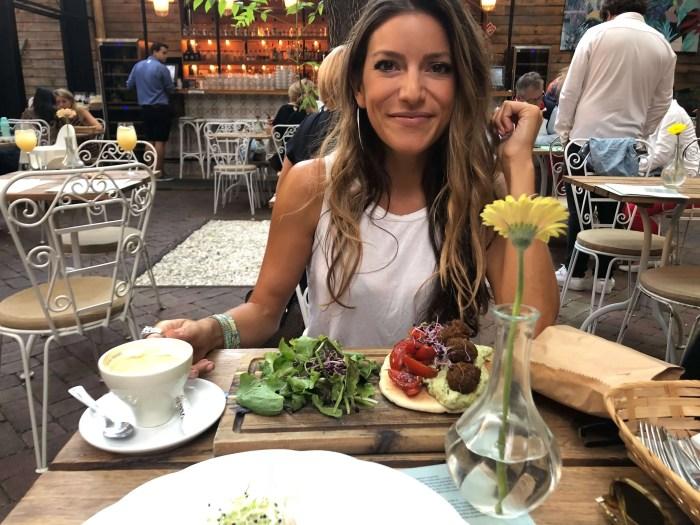 Mazel Tov Restaurant, Two Days in Budapest