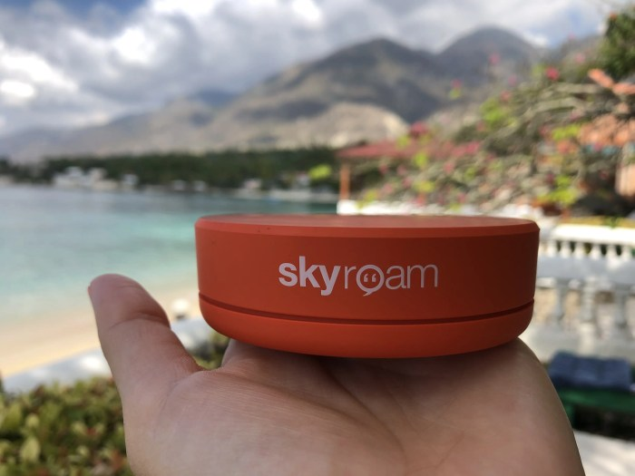 SkyRoam: Staying Connected Internationally