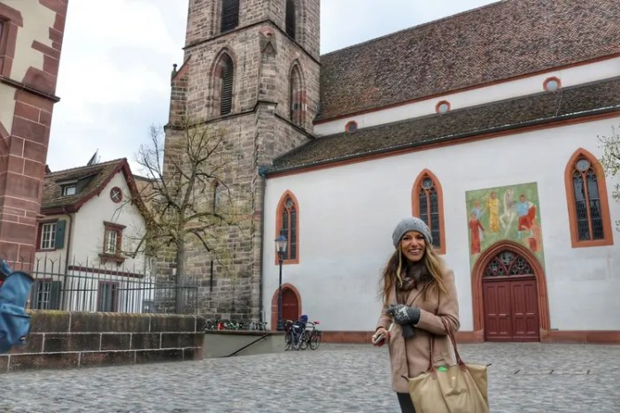 One Day in Basel