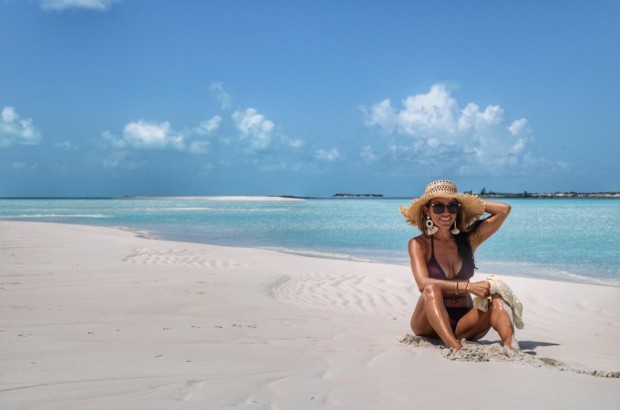 Sandy Cay, Things to Do in the Exumas