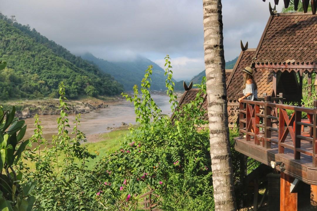 Pakbeng, Laos Aboard the Luang Say