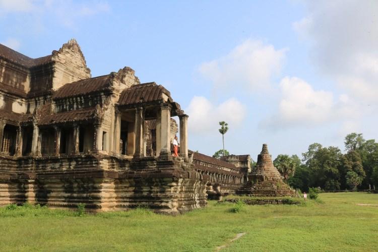 Angkor Wat, Temples in Siem Reap