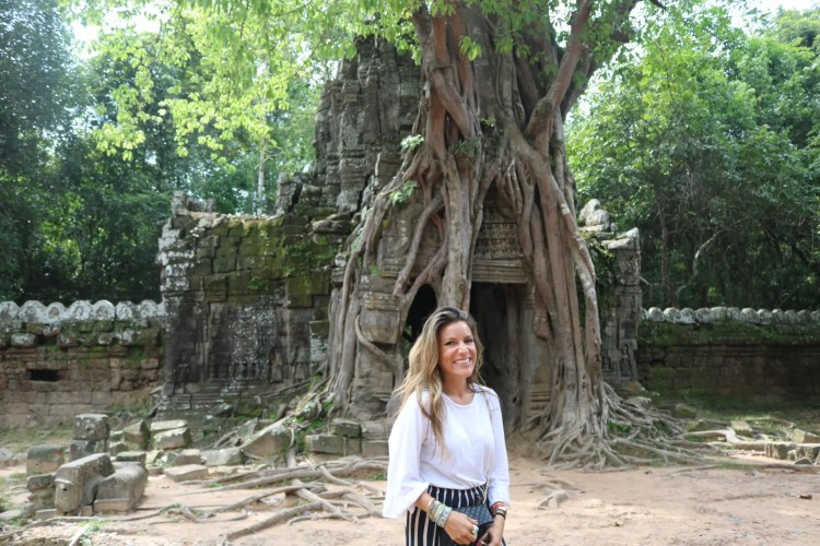Ta Som, Temples in Siem Reap