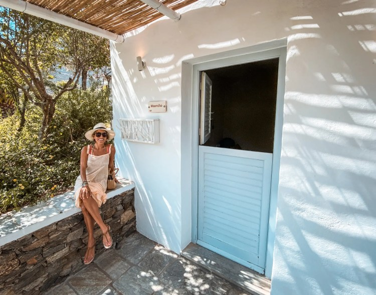 HOTEL INSIDER: A Stay at Verina Terra, Sifnos, Cyclades