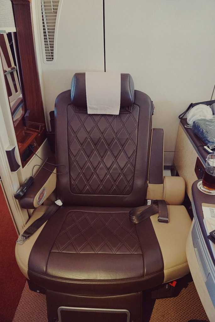 singapore airlines suites review