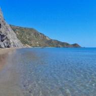 Dafni beach at Laganas bay