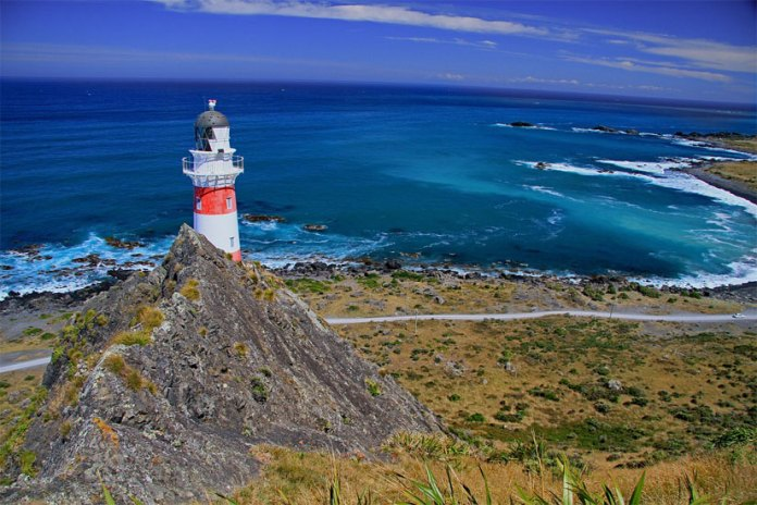 Climbing the lighthouse, you can enjoy a beautiful bird's eye view of Palliser Bay, watch the fur seal games of one of the largest colonies in the world, and also visit a small fishing village located near the lighthouse.