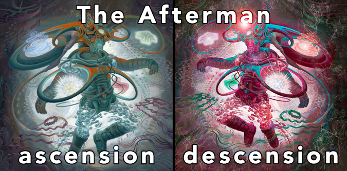 The Afterman Double Album