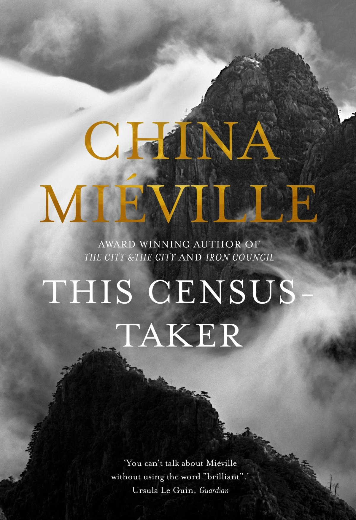 This Census-Taker – China Miéville