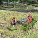 Roman Legionary vs Carthaginian Warrior