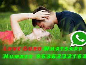Love Guru Whatsapp Number