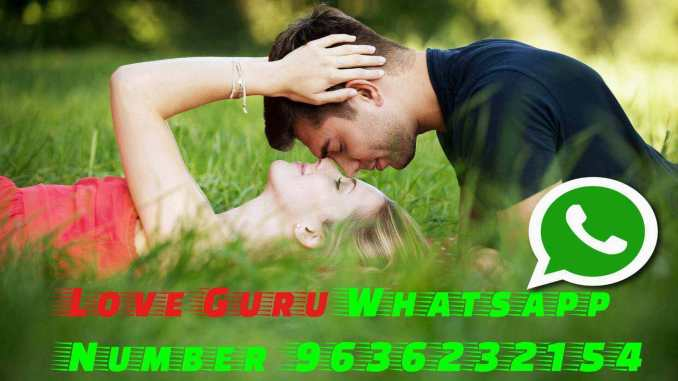 Love Guru Whatsapp Number