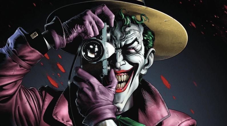 new batman film showcases