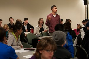 Student faculty forum Website