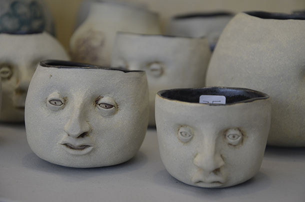 Face Cups By Liam Halvorsen