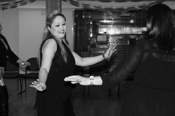 persian dancing - C