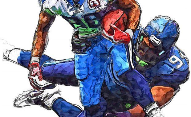 Chris Johnson art