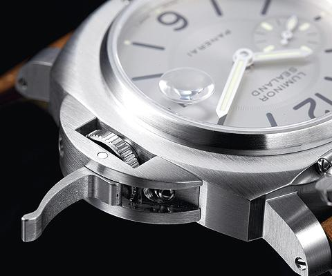 Officine Panerai Crown Guard of Panarai