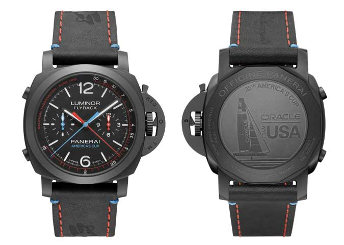 Oracle Team USA, defender of the 2017 America's Cup PAM725