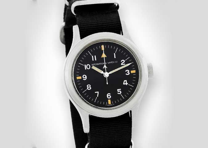 IWC Vintage Watches Mark XI Calibre 89