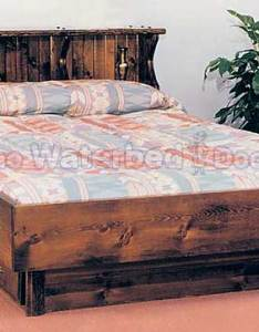 also pinewood pine waterbed furniture rh thewaterbeddoctor