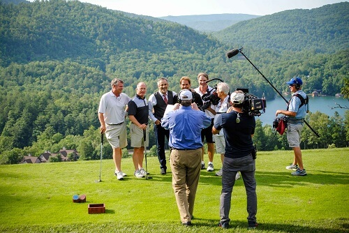 Feherty - Nick Saban - The Waterfall Club