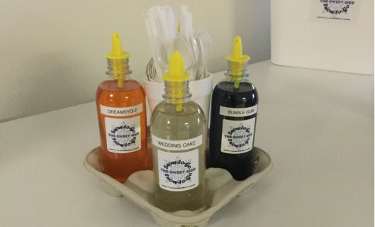 Snow To Go Syrups - The Sweet Side NRH