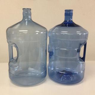 5 gallon water bottles
