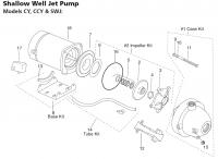 Jet & Submersible Pump Parts