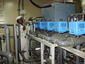 water treatment plumber
