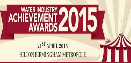 water industry award 2015