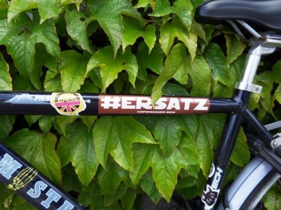 Ersatz Bike by Sten Jauer