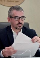 Sindaco Mattia Palazzi